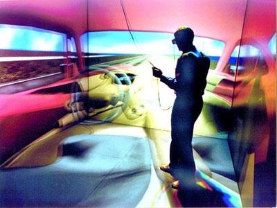 Виртуальная сборка, виртуальная реальность для дизайна