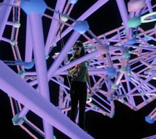 Погружение в виртуальную реальность, структура молекулы