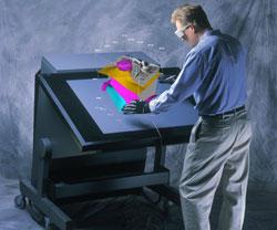 Компоновка системы в виртуальной реальности